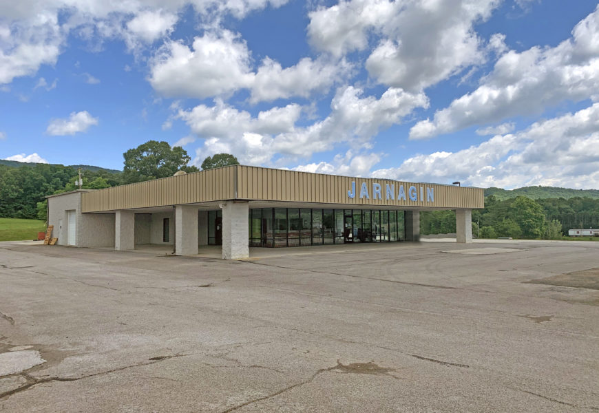 Sold 9 350 Sf Commercial Building In Rutledge Tn